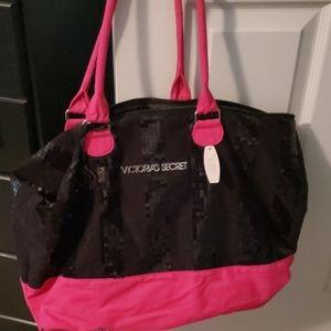 Brand new Victoria Secret carry bag
